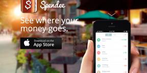 Spendee — красивый учет расходов на iPhone в стиле iOS 7
