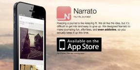 Narrato Journal напишет историю жизни iPhone-пользователя