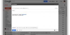 Gmail теперь позволяет писать письма в большом окне