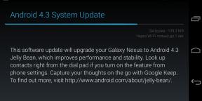 Что нового в Android 4.3 — наше впечатление