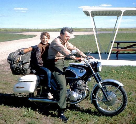 РЕЦЕНЗИЯ: «Дзен и искусство ухода за мотоциклом»