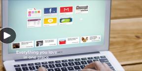 Onefeed превращает стартовую страницу Google Chrome в стильную информационную панель