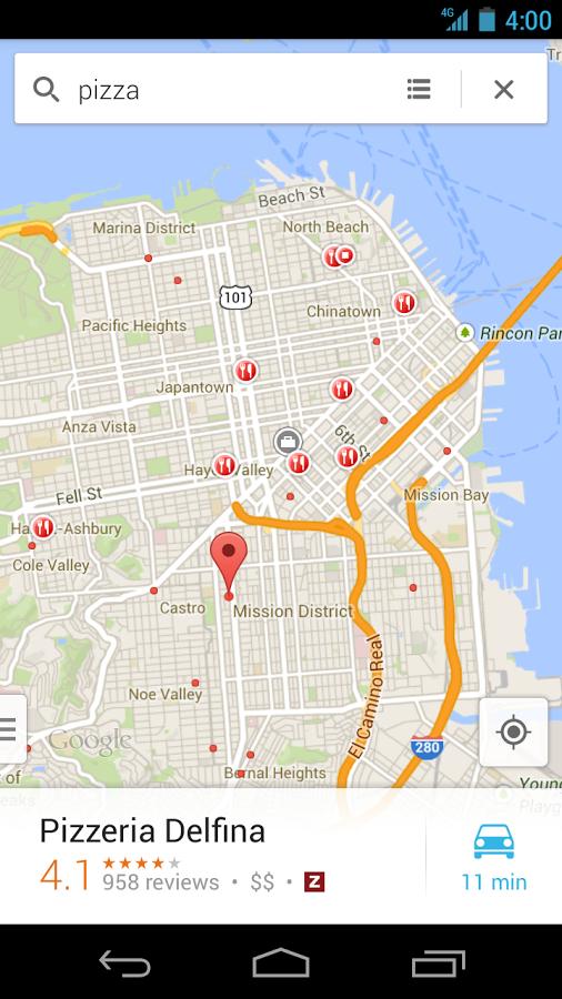 скачать гугл карту бесплатно на андроид