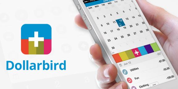 Dollarbird — персональные финансы с календарем для iPhone