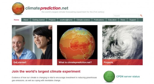 climateprediction.net