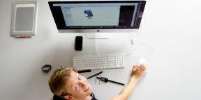 Рабочие места: Михаил Фалькович, промышленный дизайнер в Botta-Design