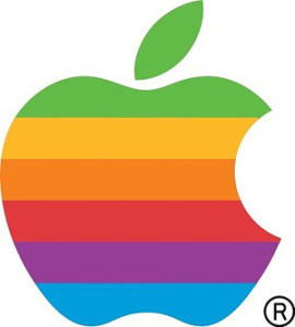 apple_rainbow_logo