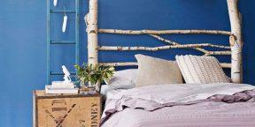 25 идей для вашей спальни, которые можно реализовать самостоятельно