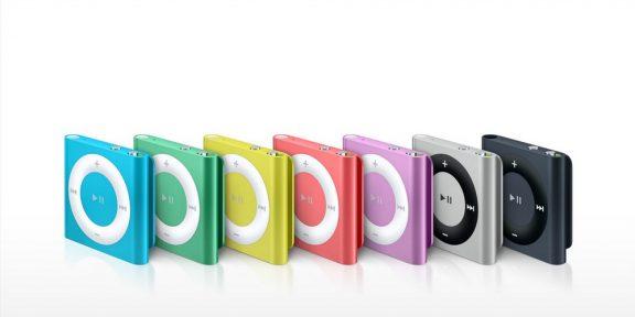 iPod shuffle: за и против