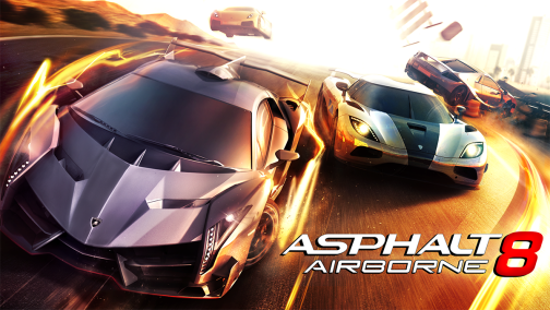 Asphalt 8: прекрасное продолжение лучшей гоночной серии