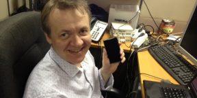 Рабочие места: Алексей Кузнецов, создатель стека TCP/IP в Linux и fellow Parallels