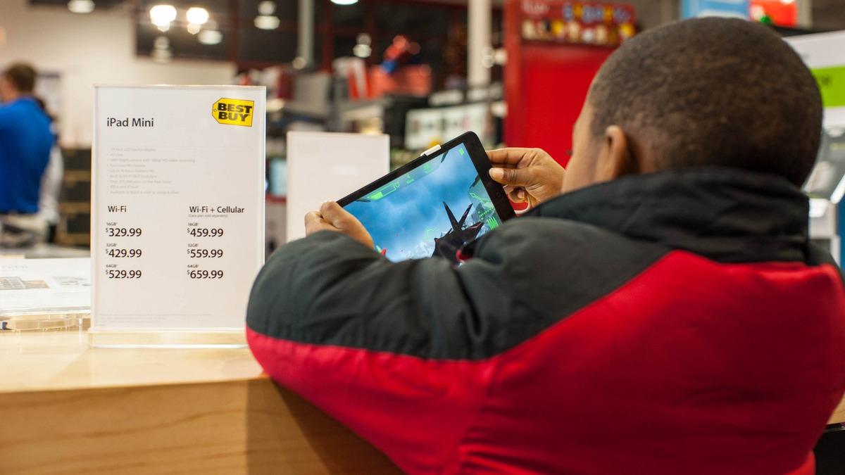 Гид покупателя: что выбрать — iPad или iPad mini?