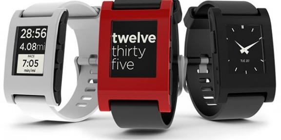 Pebble Watch: продолжение вашего смартфона