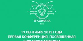 День Программиста 2013: IT-Саранча в Саранске