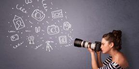 7 способов для фотографа побороть творческий ступор