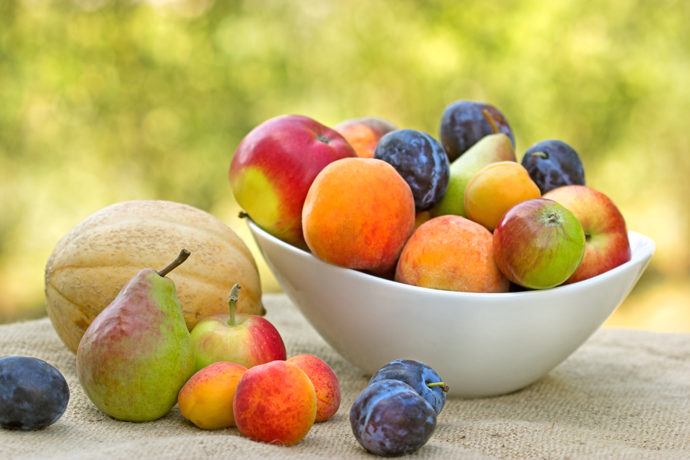 ИНФОГРАФИКА: Почему ягоды и фрукты полезны для вашего здоровья