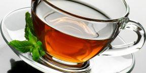 ИНФОГРАФИКА: Все, что вам нужно знать о чае