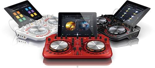 DDJ-WeGO2 – новый DJ-контроллер с поддержкой iOS-устройств от Pioneer