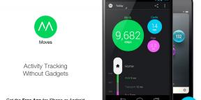 Вышло приложение Moves для Android для подсчета шагов