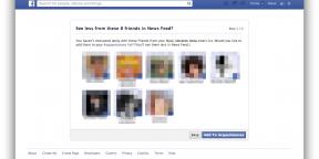 Простой способ улучшить то, что вы видите в ленте Facebook