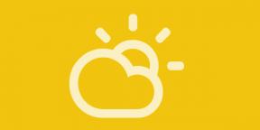 Nice Weather: самое наглядное погодное приложение для Android