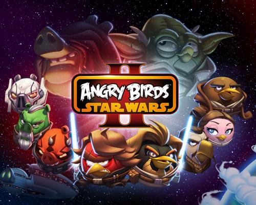 Rovio выпустила Angry Birds Star Wars II
