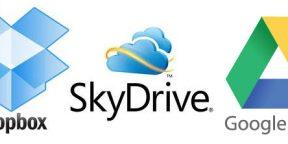 Как легко перекинуть файлы из Dropbox в Google Drive (или другой сервис)