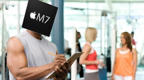 Чип M7 делает iPhone 5S прекрасным гаджетом для занятий спортом