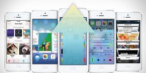 Список приложений адаптированных под новый дизайн iOS 7