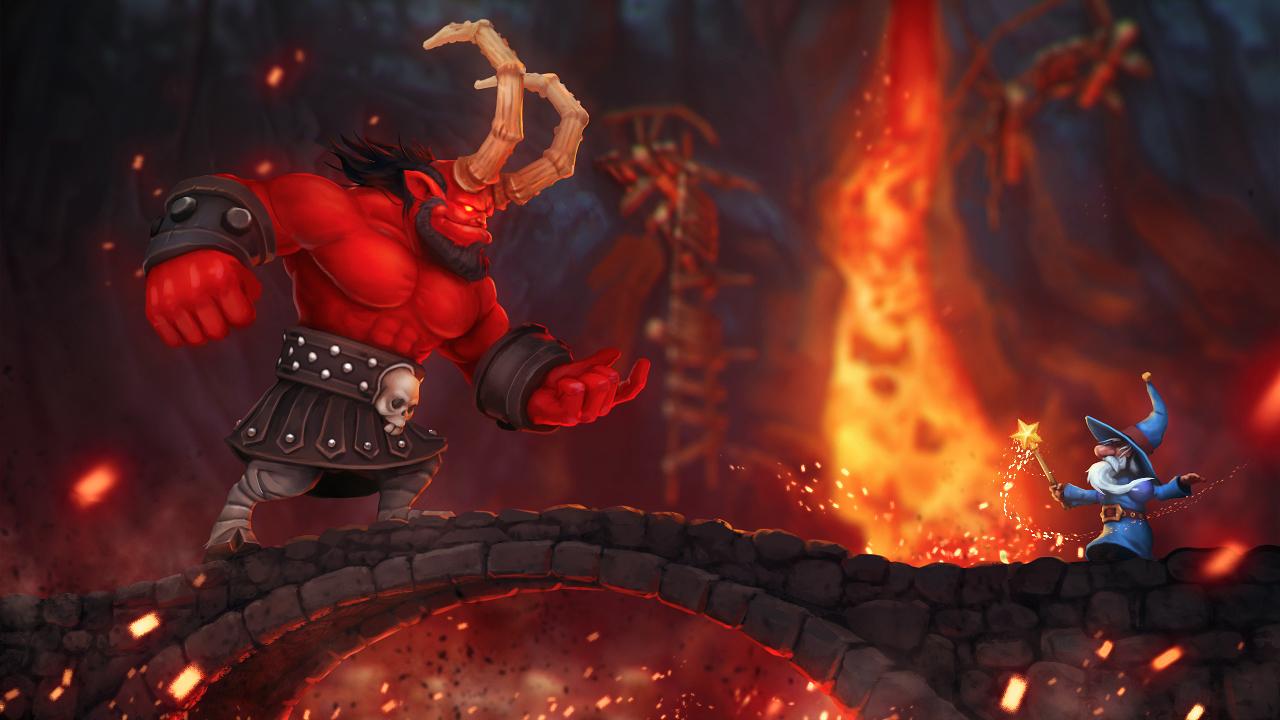 Little Bit Evil: дьяволу тоже бывает тяжко