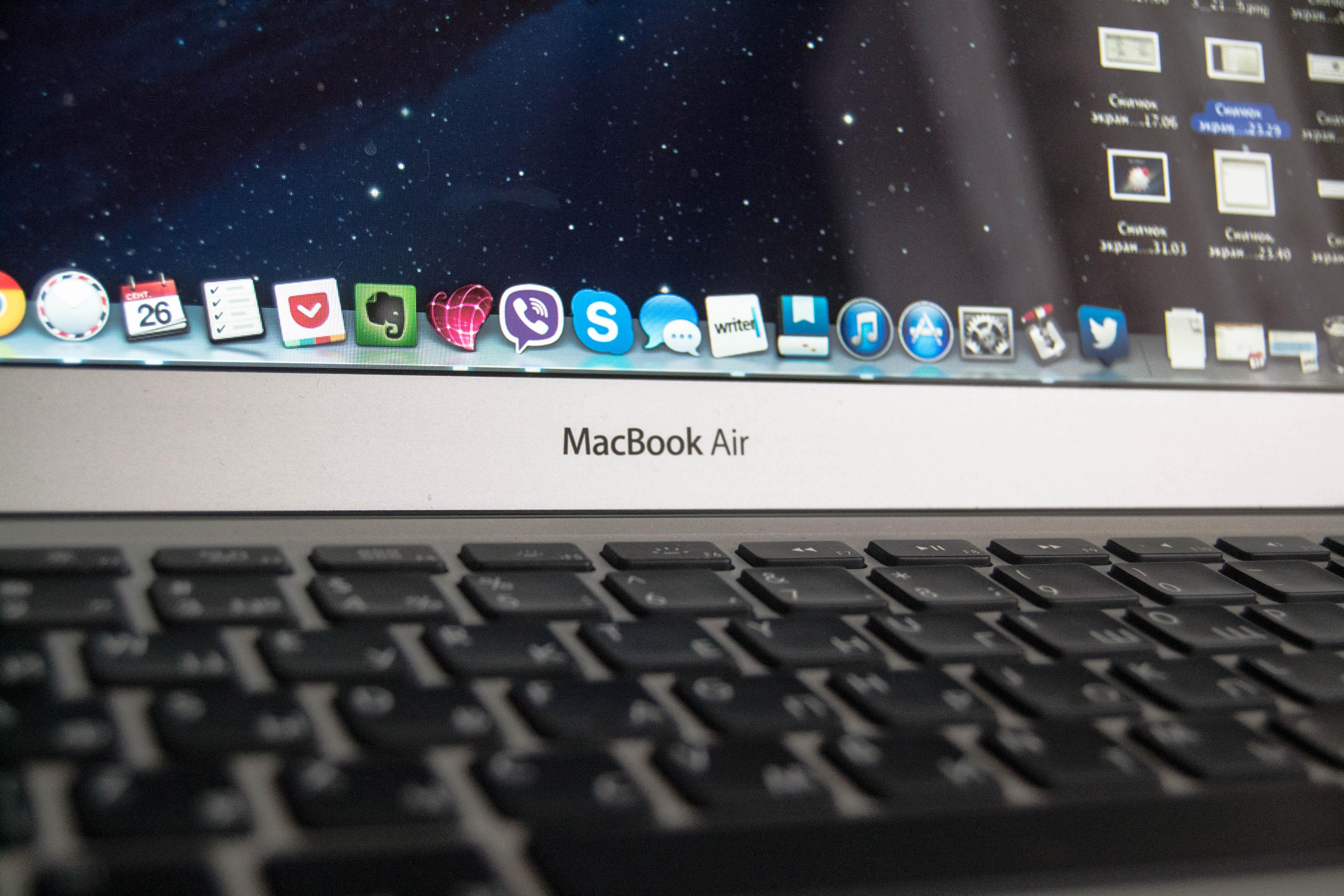 """Обзор и опыт эксплуатации 13"""" MacBook Air 2013 года: легкий, быстрый и живучий ноутбук для работы и жизни"""
