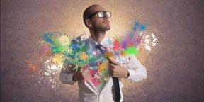 10 парадоксальных черт творческих людей