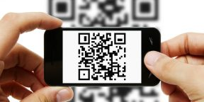 Scannable URL - универсальный способ отправить ссылку из браузера на любое мобильное устройство