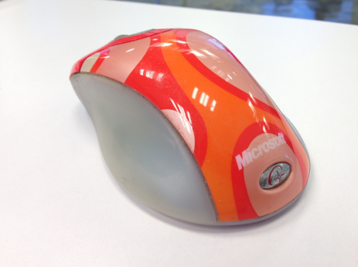 Microsoft Wireless Optical Mouse 2.0
