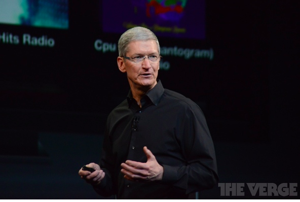 Apple провела заключительную презентацию в этом году