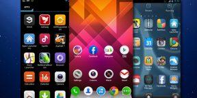 10 великолепных наборов иконок для Android