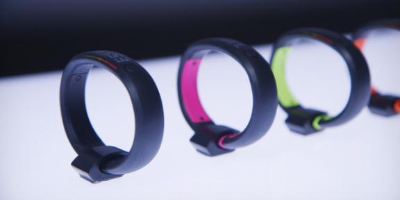 Nike выпустили новый браслет Fuelband SE