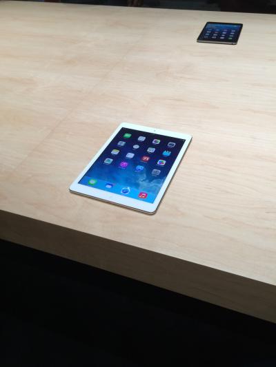 Выбрать между iPad Air и iPad mini 2 будет очень сложно