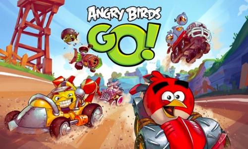 Гоночная аркада Angry Birds Go! выйдет на iOS 11 декабря
