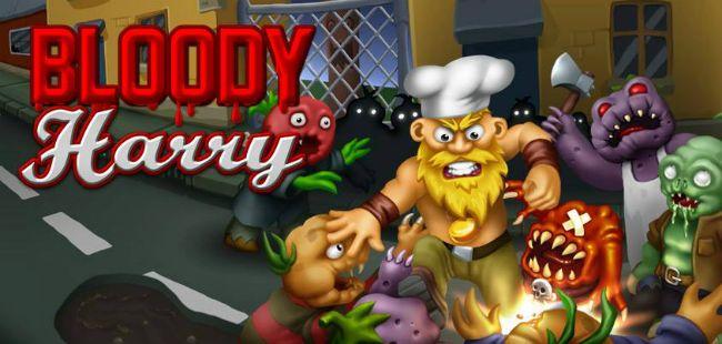 Bloody Harry: шеф-повар против овощных зомби