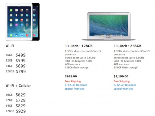 ipad_air_macbook_air_apple_prices