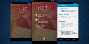DashClock - информативный виджет с расширениями для Android