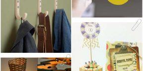 35 клевых дизайнерских вещей из обычных прищепок