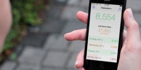 Pedometer++ - шагомер с уникальным функционалом для iPhone 5s
