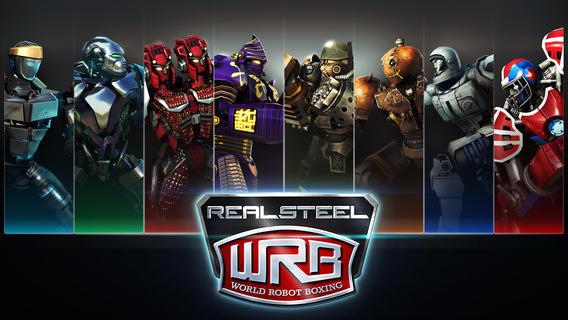Real Steel World Robot Boxing: новые боксерские поединки роботов