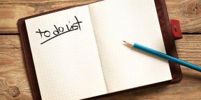 Правило 1-3-5 для списка дел: как сделать больше?
