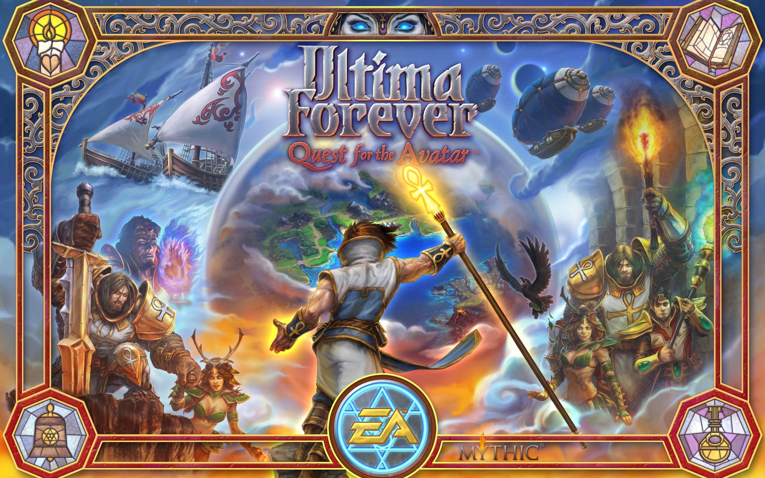 Ultima Forever - удалась ли RPG?