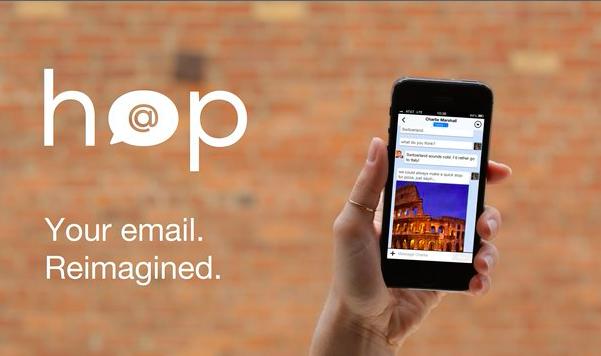 Hop: электронная почта для iPhone в стиле мессенджера, которая понравится многим