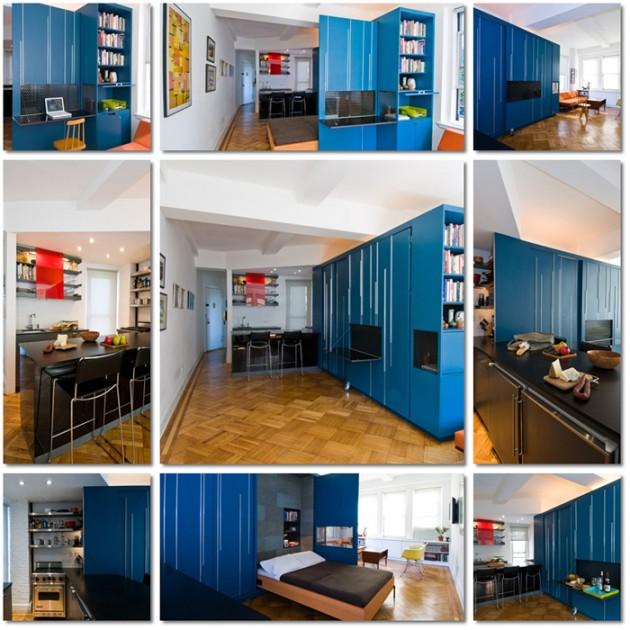 10 удивительных миниатюрных квартир