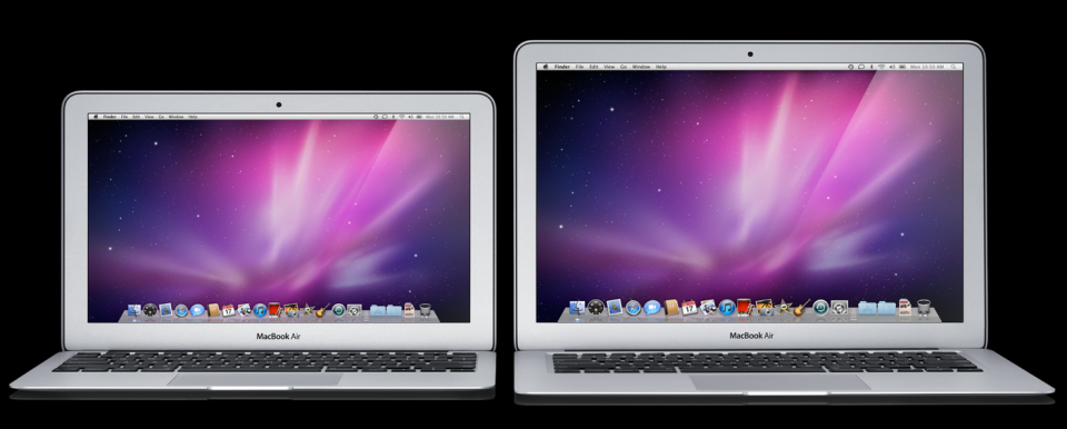 Какой MacBook Air выбрать?